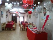 Salón Fiestas Infantiles O Pequeñas Reuniones Adultos