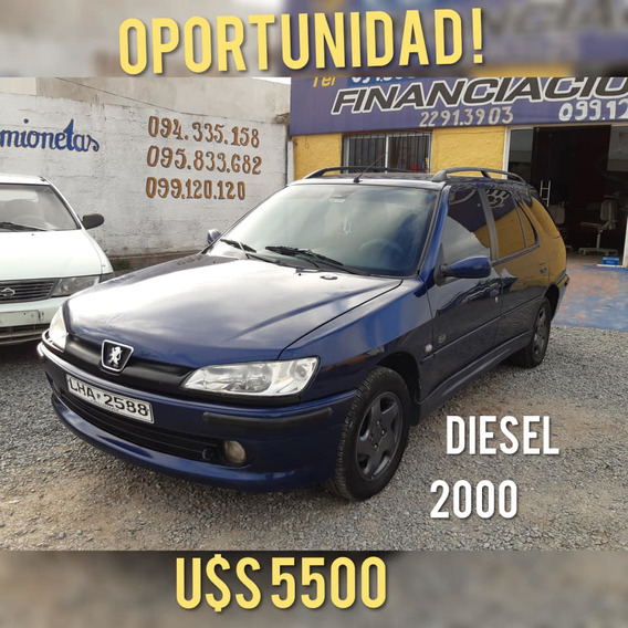 Peugeot Break 306 Full U$s 5500