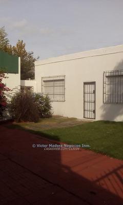 Alquiler Grán Casa Con Cochera 6 Habitaciones