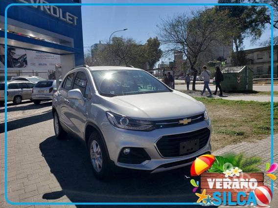 Chevrolet Tracker Ltz At Awd 2018 Gris Plata 0km Ciberlunes