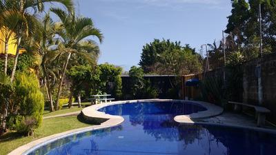 Casa De Fin De Semana En Cuernavaca