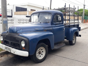 Internacional 51 Bedford 220 Diesel Pick Up