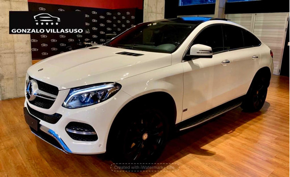 Mercedes-benz Gle 400 Coupe Extrafull