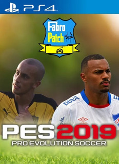 Pes 19 Torneo Uruguayo 2019 Clausura Ps4 Fabropatch Digital