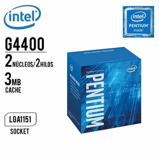Intel Pentium Dualcore Processor G4400 Bx80662g4400