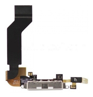 Pin Puerto Conector De Carga iPhone 4 / 4s S.o.s Celulares