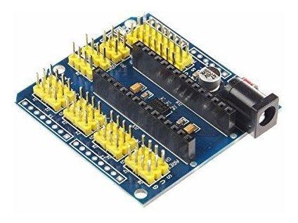 Xiny I O Expansion Sensor Shield Módulo Para Arduino Uno