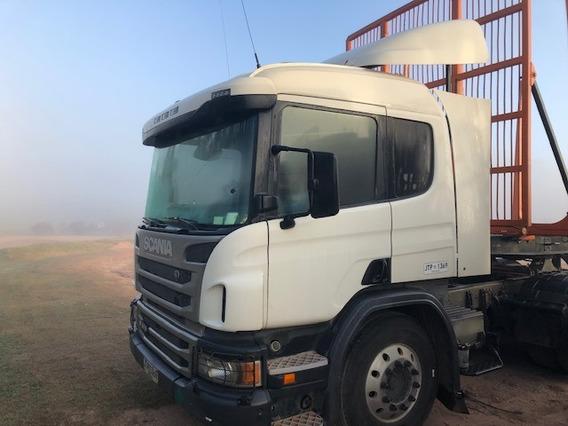 Scania P410 Año 2014