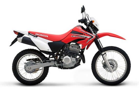 Honda Xr 250 Tornado - Concesionario Oficial Honda - Bike Up