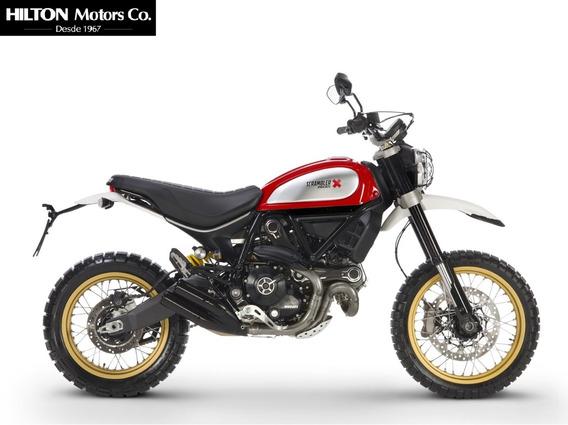 Ducati Scrambler Desert Sled - 0km Entrega Inmediata.