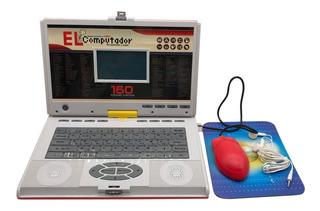 Computadora De Actividades Para Niños - Impre$ionante