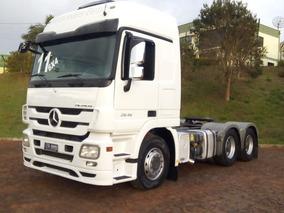 Mercedes-benz Actros 2646 6x4 2011