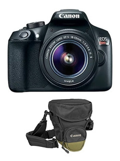 Cámara Digital Canon Eos Rebel T6 Ef-s 18mp + Regalo Amv Sp