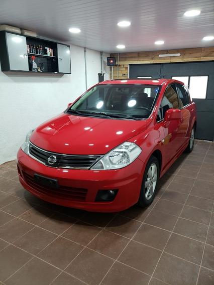 Nissan Tiida Full, Con Techo, Retira Con U$s 8.500