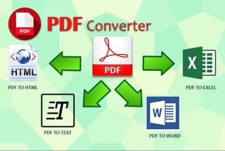 Convertidor Pdf A Word, Excel,power Point Licencia 10pc