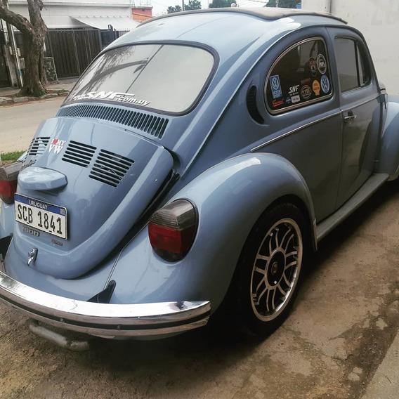 Volkswagen The Beetle 1600 1987 Sunroof