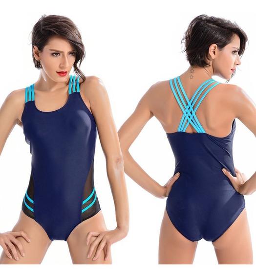Mallas De Baño Mujer_ Nuevas & Originales (piscina Y Chic!)