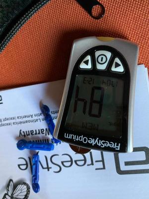 Equipo Para Medir Glucosa En Sangre