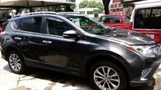 Toyota Rav4 2.5 Limited 4wd At Recibo Autos Y Tarjetas