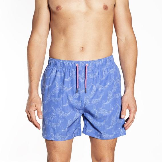 Short De Baño Hombre Crouch - Cachalotes