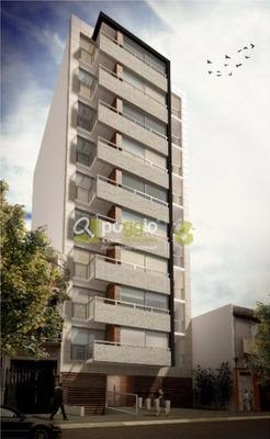 Apartamento En Venta 1 Dormitorio Pocitos - Ed. Marina 26 Ii