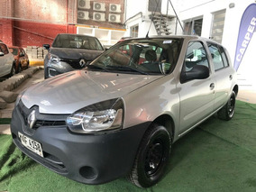 Renault Clio Expression Full Impecable 48 Cuotas Sin Entrega