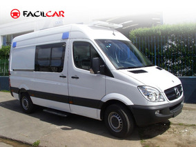 Mercedes Benz Sprinter 415 Furgón 0km Estandard
