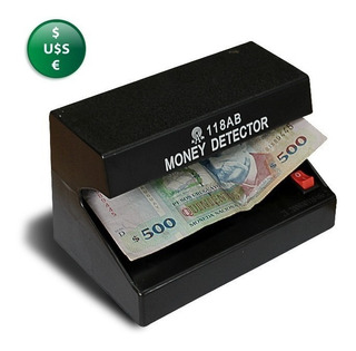 Detector De Billetes Falso De Mesa - Districomp