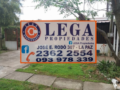 Lega Propiedades Vende Casa En Régimen De P.h.