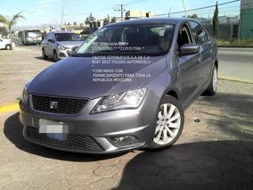 Seat Toledo 1.4 Style Dsg 2013 Automatico 4 Cil*hay Credito