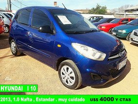 Vendo Financio Hyundai I 10 Estandar