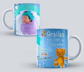 Tazas De Baby Shower Con Foto