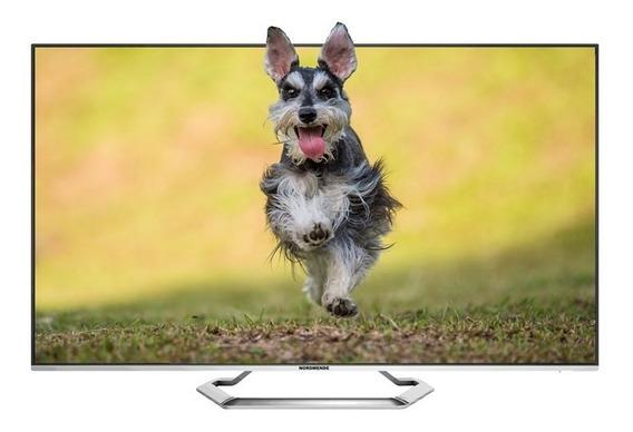 Tv Led Smart 65 Ultra Hd (4k) Con 3d Wifi Nordmende
