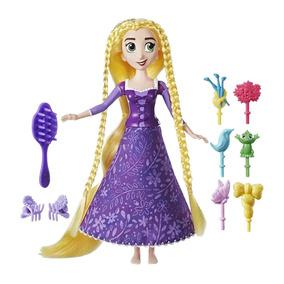 Muñeca Hasbro Disney Tangled Peinados Enredados - Hb