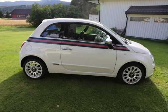 Fiat 500 Gucci