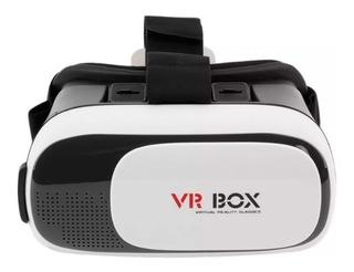 Lentes Realidad Virtual 360º Vr Box Celulares