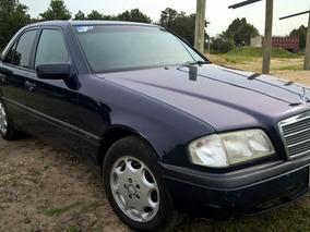 Mercedes-benz Clase C 2.5 C250 1997