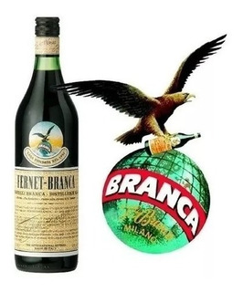 Fernet Branca 750 Ml Envío Gratis!!! En Montevideo
