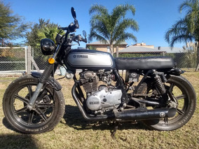 Yamaha Xs400 Cafe Racer/brad Style.