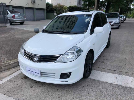 Nissan Tiida 1.8 Premium Mt 2011 Permuto Financio