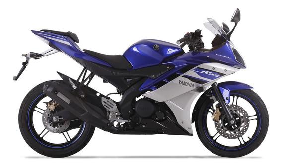 Yamaha Yzf R15 150 Entrega Inmediata 36 Cuotas Delcar Motos