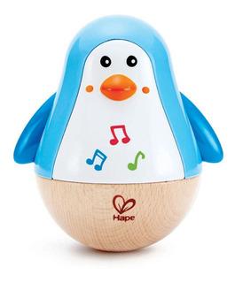 Pinguino Musical Juguete Bebe Hape 6m+