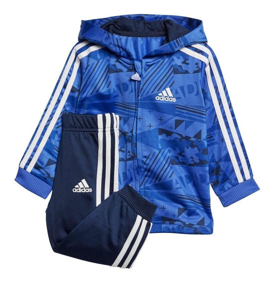 Conjunto adidas De Niño Niña Bebé Pantalón Campera Mvdsport