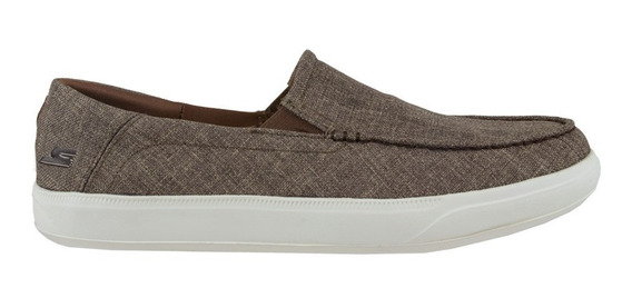 Zapato Casual Skechers Govulc 2 - Ramble Brown - Toto