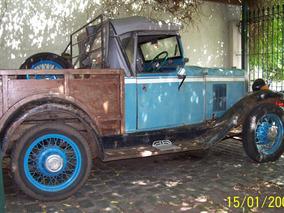 Chevrolet V6 1930 Original