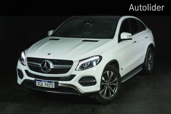 Mercedes Benz Gle400 Coupe 2016 Impecable!