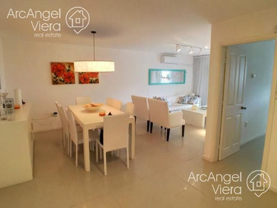 Departamento En Alquiler Anual -venta En Aidy Grill, Punta Del Este, Alquiler Con Opcion A Compra, Se Financia.
