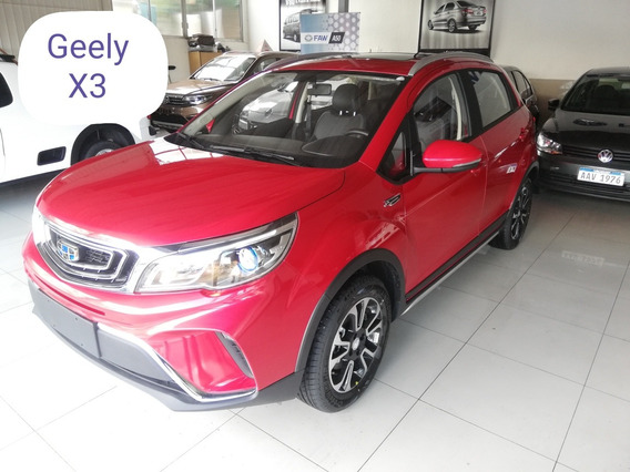 Geely Emgrand Gs X3 Extra Full Hasta 80% Financiado