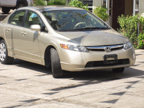 Civic Lx 2008 Std.