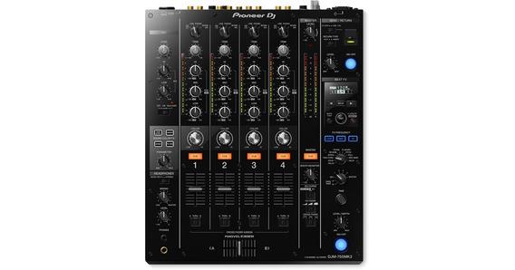 Mixer Pioneer Dj Djm750 Mk2